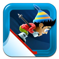 Ski Safari Review (IOS) - 1189 ski safari