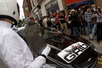 London Traffic Grinds To A Halt As Supercar Owners Rush To Buy Race Driver: GRID (360, DS, PC, PS3) - 1197 grid