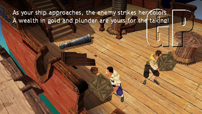 Sid Meier's Pirates! Review (PSP)
