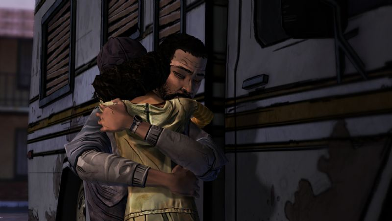 The Walking Dead:The Game-Episode 3: Long Road Ahead Review (XBLA) - 1233 WD33