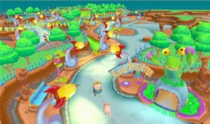All the Fun of the Park.. (DS, PS2, WII)