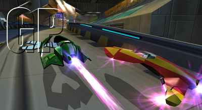 WipEout Pulse Feel the Beat with this September (PSP) - 124 wipeout pulse04