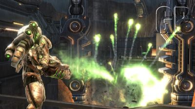Fracture Official Demo released Thurs 18th (360, PS3) - 1445 Pacifican Enemy