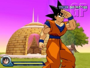 DRAGON BALL Z�: INFINITE WORLD – BEST OF DRAGON BALL Z UNIVERSE TO PS2 (PS2)