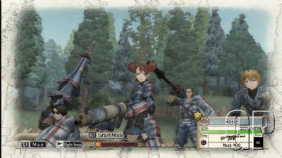 Valkyria Chronicles Website Now alive and kicking (360) - 1484 Valkyria Chronicles   GC 2008 PS3Screenshots15193Valk Stills109 copy copy