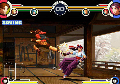 King Of Fighters XI Review (PS2) - 150 4  4