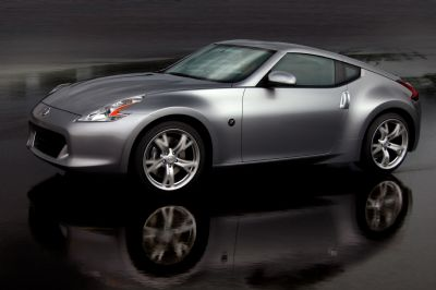 2009 Nissan Z debuts in Need For Speed Undercover - 1545 z