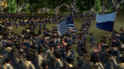 FULL STEAM AHEAD FOR EMPIRE: TOTAL WAR (PC) - 1557 Empire  Total War PCScreenshots15021Empire screenshot land 10