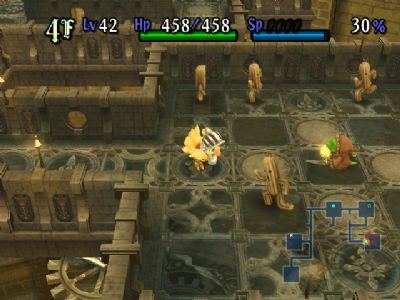 FINAL FANTASY FABLES: CHOCOBO'S DUNGEON OUT TOMORROW (WII) - 1566 1