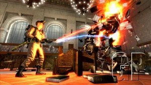 ATARI TO PUBLISH AND DISTRIBUTE 'GHOSTBUSTERSTM: THE VIDEO GAME' (360, DS, PC, PS2, PS3, WII)
