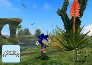 Sonic and the Secret Rings Review (WII)