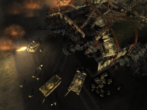World in Conflict – Trailer and Screen Shots (PC)