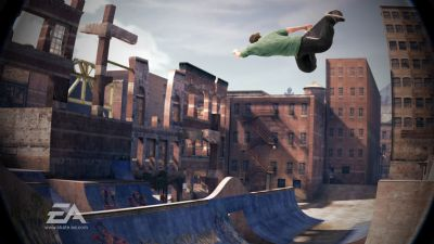 SKATE 2 HITS STORES JANUARY (360, PS3) - 1620 cardiel backsideair4