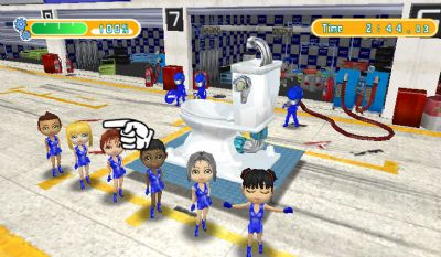 Pit Crew Panic! For WiiWare (WII) - 1637 whatsits 00 02