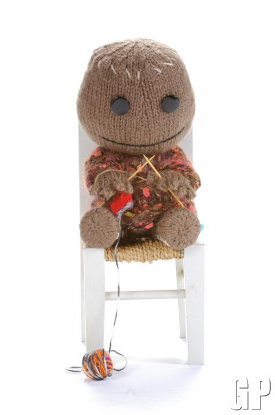 LittleBIGPlanet gets the Simply Knitting treatment (PS3) - 1662 sackboy