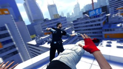 EXPERIENCE THE INTENSITY OF TIME TRIAL MODE IN THE MIRROR'S EDGE DEMO NOW (360, PC, PS3) - 1685 5