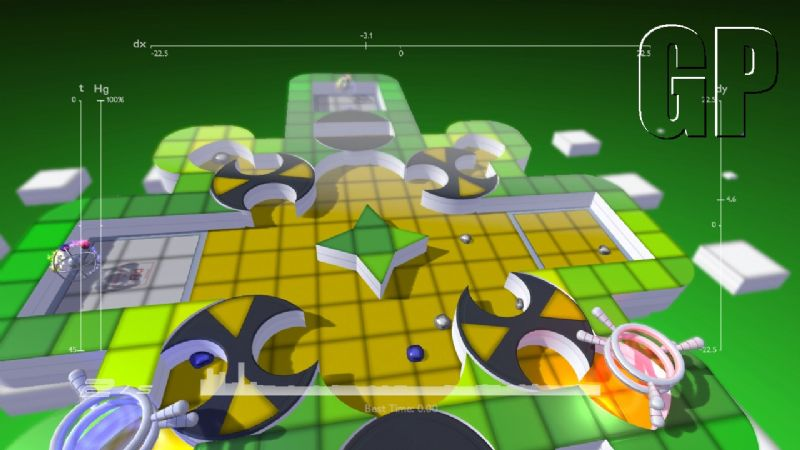 More levels lined up for 'Mercury Hg' (PSN, XBLA) - 169.254.168.58 image43
