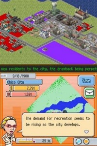SimCity DS Review (DS)