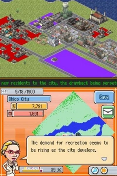 SimCity DS Review (DS) - 171 7196 large