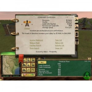 Railroad Tycoon 3 Review (PC)