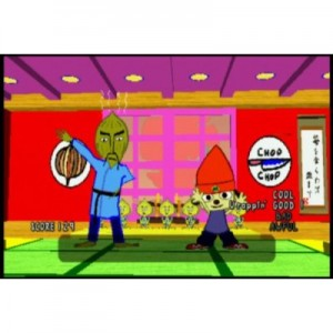 PaRappa the Rapper Review (PSP)