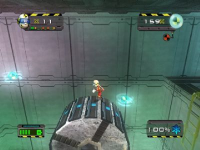 Oxygen Games presents two more cut scenes from upcoming game CID the Dummy! (PC, PS2, PSP, WII) - 1762 1