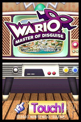 Wario Becomes The Master Of Many Disguises! (DS) - 178 i 11453
