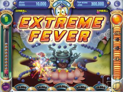 3 months of Peggle Fever announced -