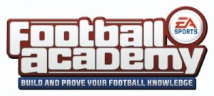 Put your skills to the test in Football Academy (DS)