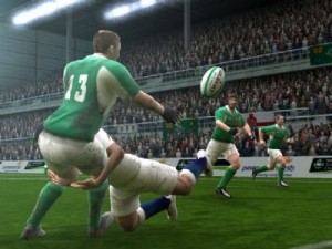 Rugby 08 Review (PS2)