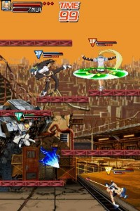 Guilty Gear Dust Strikers Review (DS)