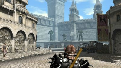 Two Worlds Review (360) - 210 2W Xbox5 4 24 07