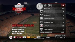 EA'S NCAA FOOTBALL 10 HITS SHELVES TODAY (360, PS2, PS3)
