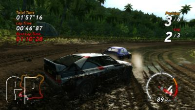Sega Rally Review (360) - 217 SEGA Rally PCScreenshots10696Tropical Screenshot  18