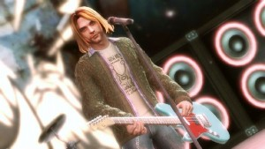 Grunge Rock Pioneer and Icon Kurt Cobain to Make His Video Game Debut This September in Guitar Hero� 5 (360, PS2, PS3, WII)