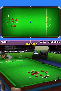 Championship Snooker: Season 2007-08 Review (DS) - 236 World Snooker Championship Nintendo DSScreenshots5873image0020