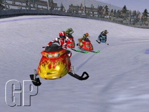 Snow X Racing Details (PS2)