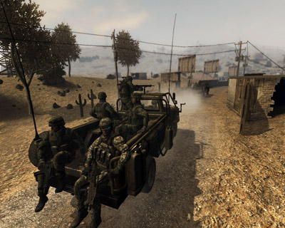 More GRAW2 with Trailer (PC) -