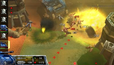 Warhammer 40,000: Squad Command Review (PSP) - 251 warhammer40000s40350
