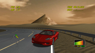 Concept Car Series 2010 Released On Xbox Live Indie Games (360) - 2555 ccs