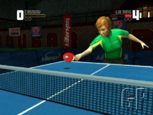 Rockstar Games Presents Table Tennis Review (WII)