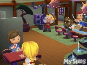 MySims Review (WII)