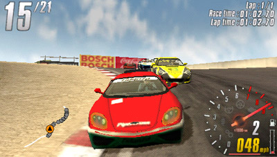 TOCA Race Driver 3 Challenge drives in for a February 16th launch (PSP) - 25 Koenig 10