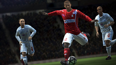 MASTER THE SKILLS REQUIRED TO PLAY LIKE A PRO IN EA'S FIFA 08 (360, PS3) - 263 MaloudaShot LyonVsMarseille tga jpgcopy
