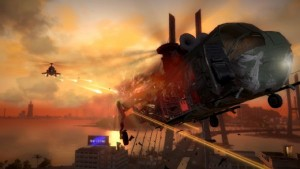 Just Cause 2 adds support for latest NVIDIA technologies (360)