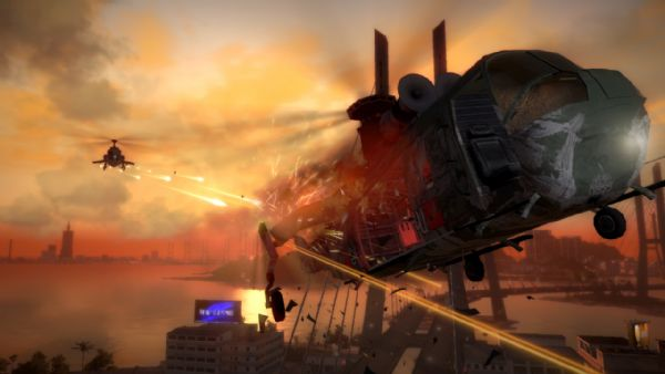 Just Cause 2 adds support for latest NVIDIA technologies (360) - 2690 01
