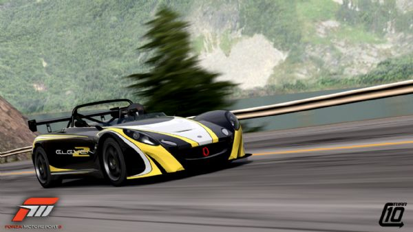 """Racing for a Cause - """"Forza Motorsport 3"""" VIP Content on Xbox LIVE to Benefit Haiti Relief Efforts with Save the Children (360) - 2691 FM3 Lotus 2 Eleven 6"""