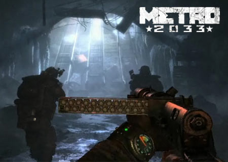 Metro 2033 launch trailer is now available! - 2736 metro 2033 game