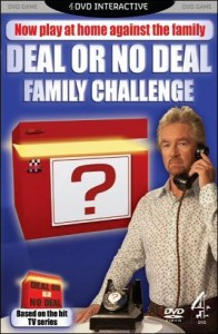 Deal or No Deal: Family Challenge Review (OTHER)