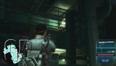 Syphon Filter: Logans Shadow Review (PSP) - 275 Wreck 3